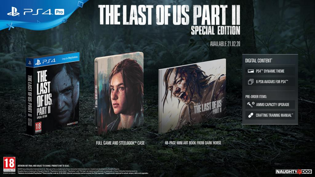 The Last of Us Part II Special Edition_1