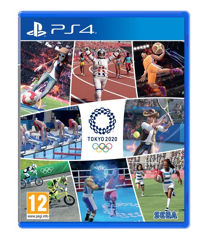 TOKYO 2020 - Olympic Games The Official Video Game_1