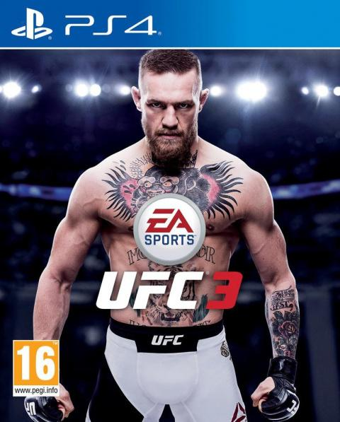 UFC 3 EA SPORTS HITS