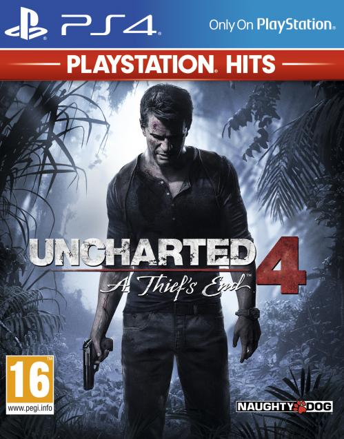 Uncharted 4 HITS (PS4 Only)