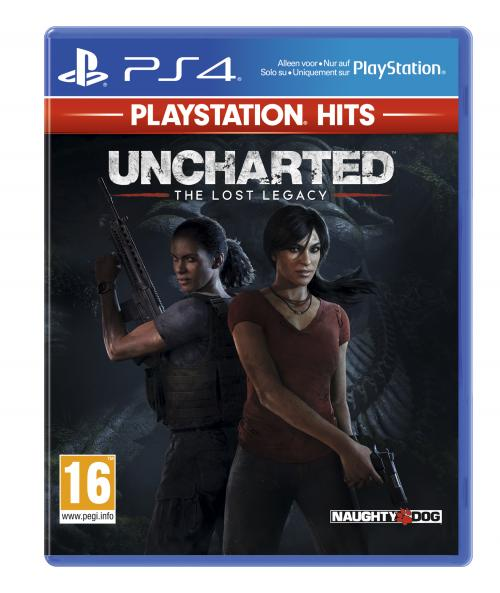 Uncharted : The Lost Legacy Hits (PS4 Only)