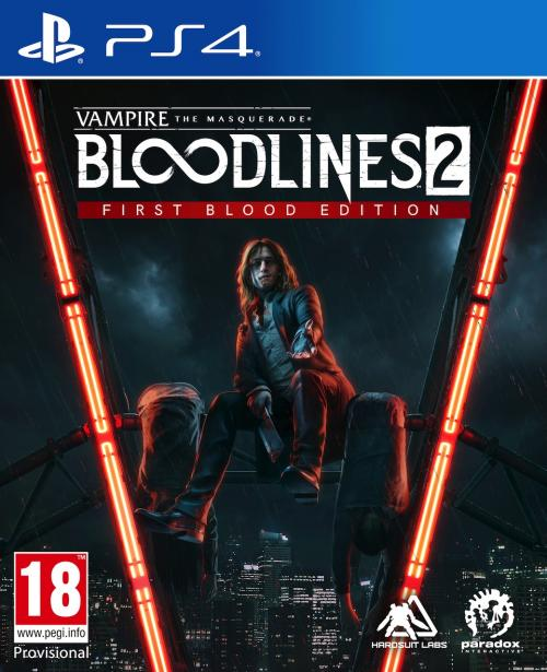 Vampire:The Masquerade Bloodlines 2 - First Blood Edition