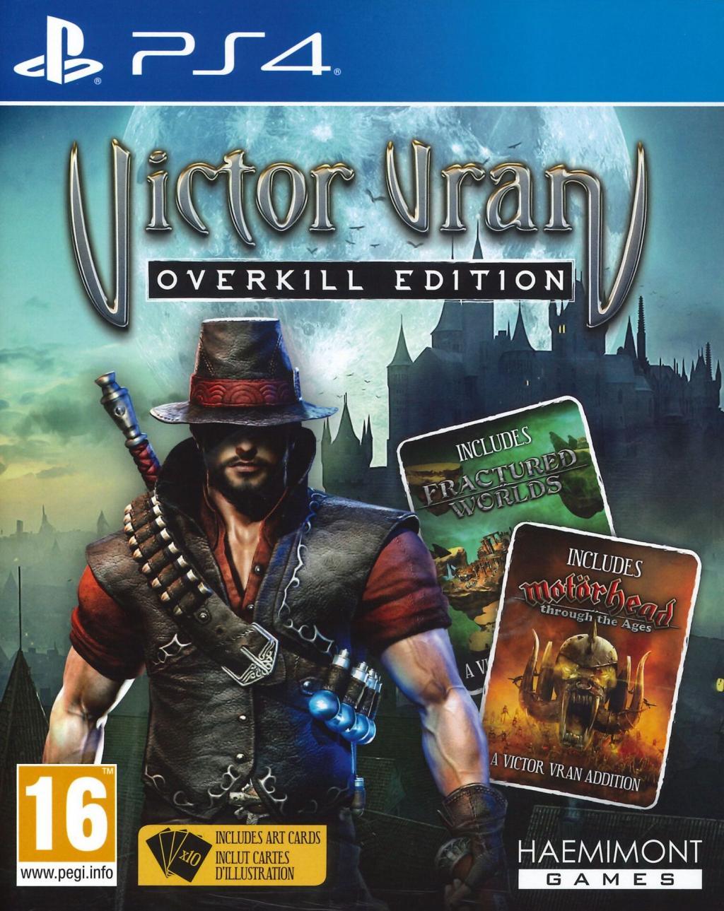 Viktor Vran - Overkill Edition_1