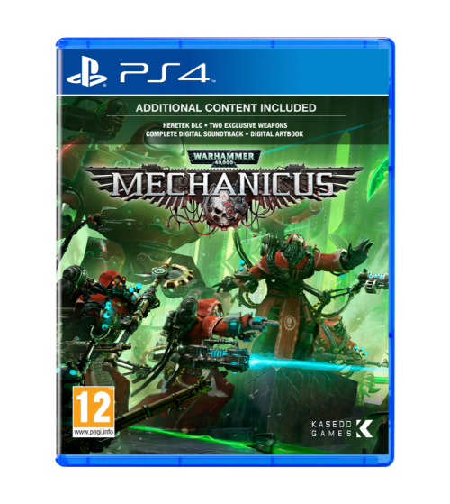 Warhammer 40K - Mechanicus (BOX UK)