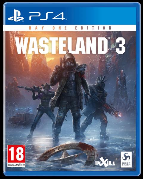 Wasteland 3 - Day One Edition (incl Colorado Survival Gear DLC)