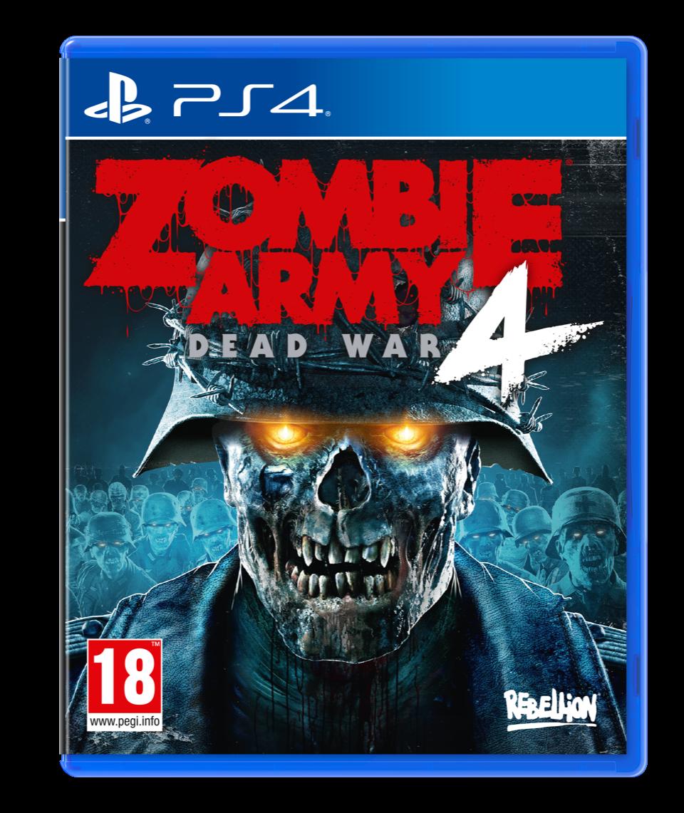 Zombie Army 4: Dead War_1