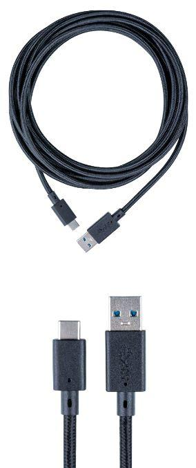 Charging and Data Transfer USB Cable 3M  (BigBen)_1