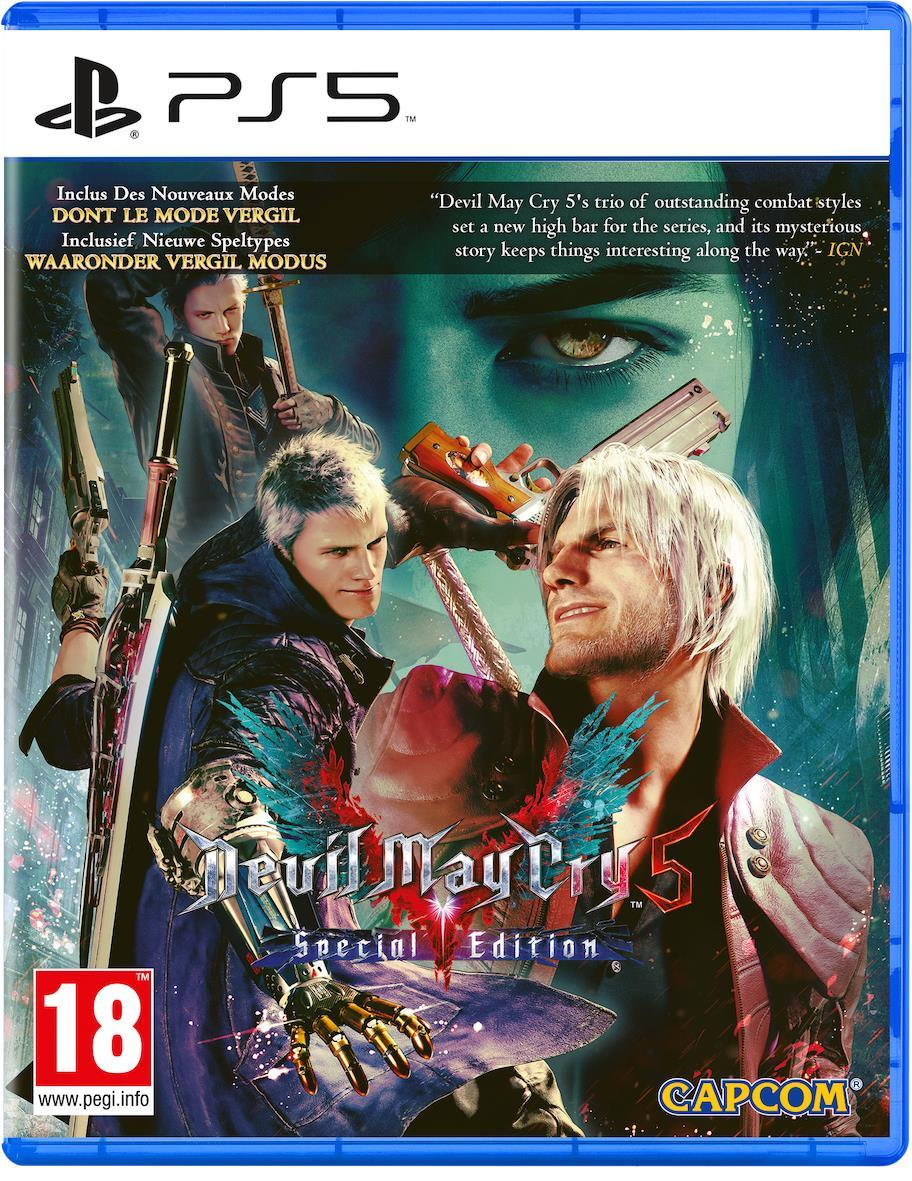 Devil May Cry 5 Special Edition_1