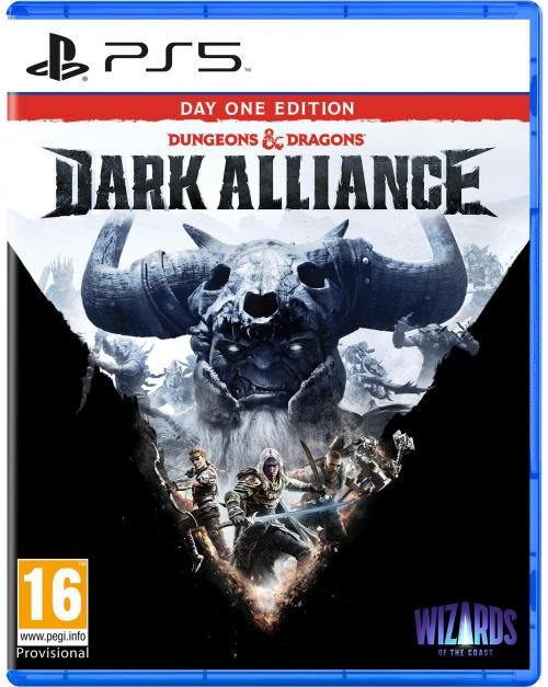 Dungeons & Dragons - Dark Alliance - Day One Edition (BOX UK)