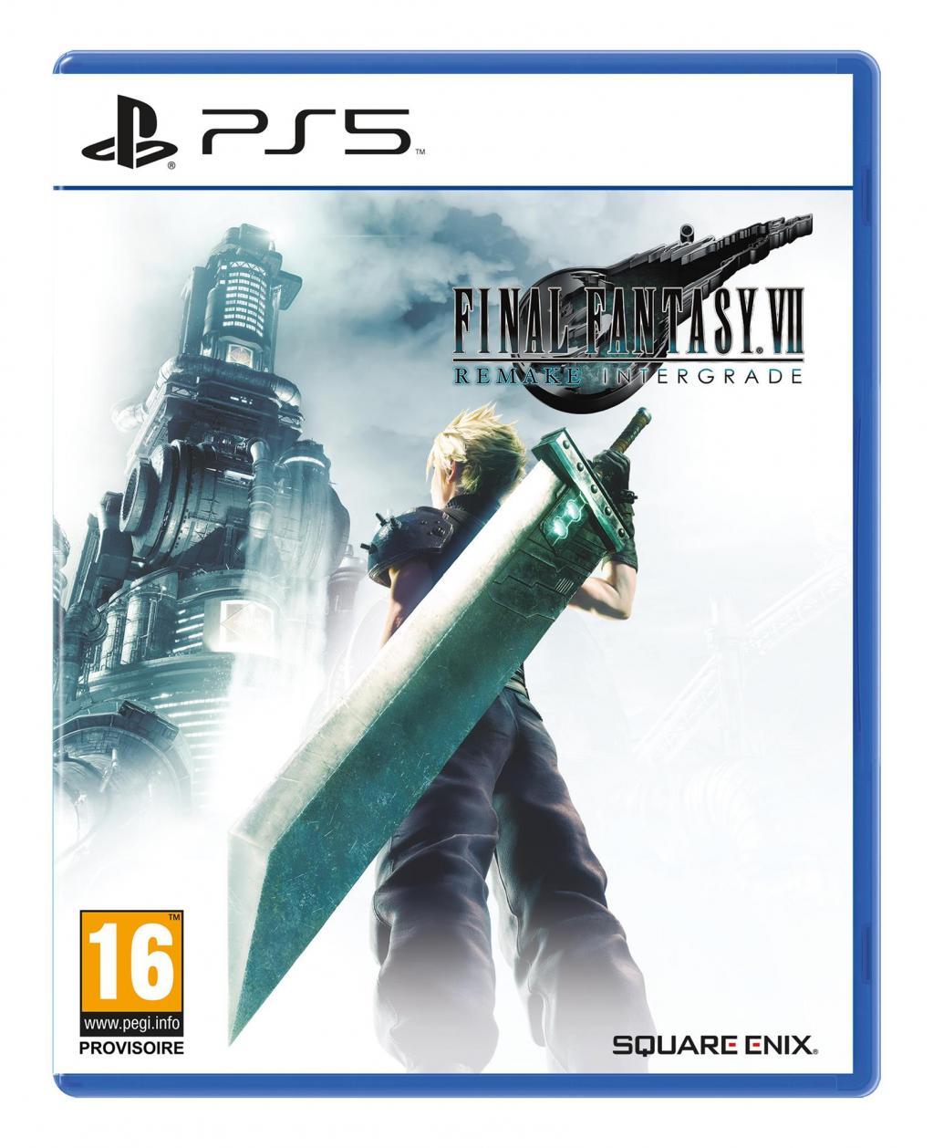 Final fantasy VII Remake Intergrade_1