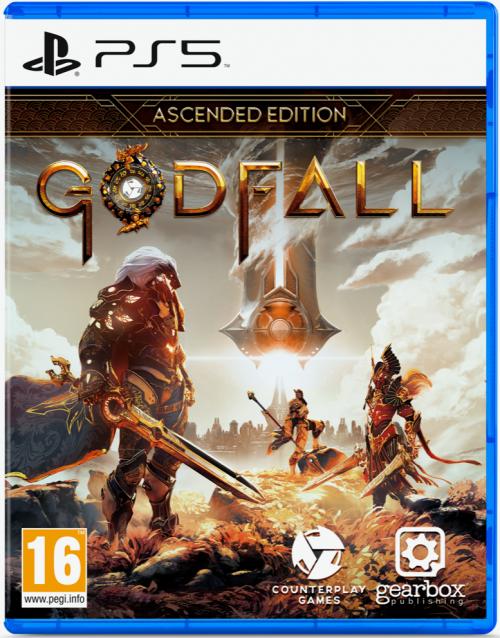 Godfall Ascended Edition (BOX UK)