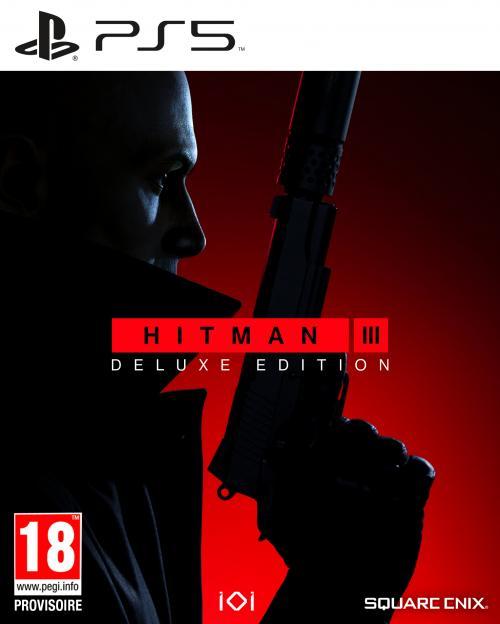 Hitman 3 Deluxe Edition