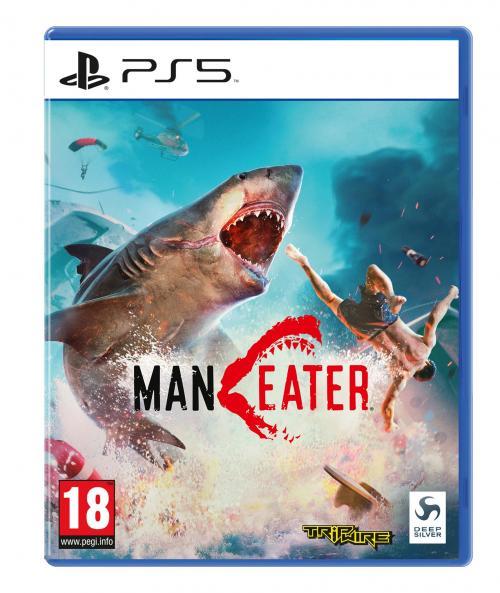 ManEater 5 (Box UK)
