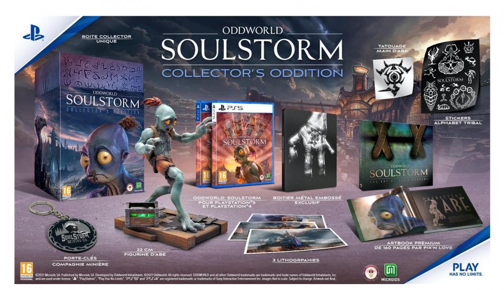 Oddworld : Soulstorm Collector's Oddition_1