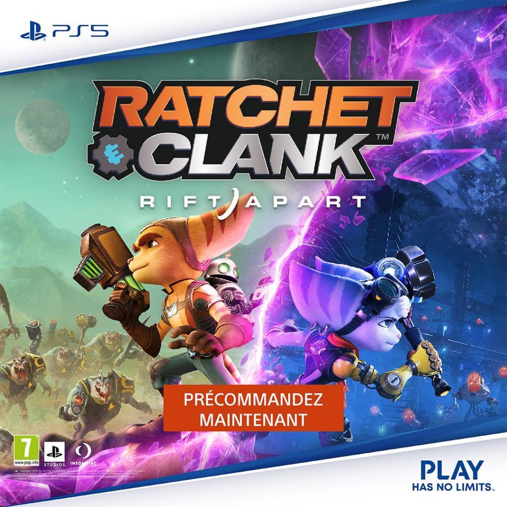 Ratchet & Clank : Rift Apart_1