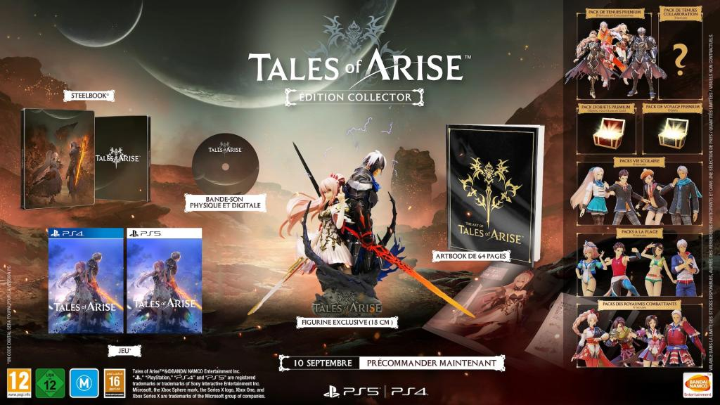 Tales of Arise - Collector's Edition_1