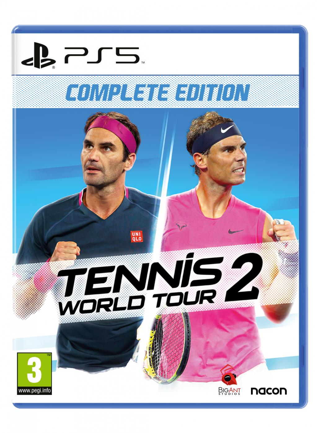 Tennis World Tour 2 - Complete Edition_1