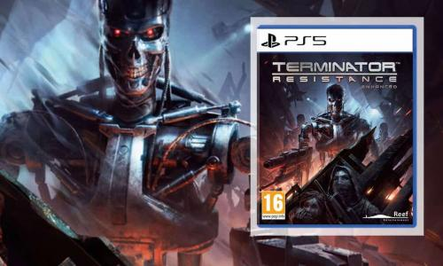 Terminator : Resistance Enhanced ( UK voice / EFGS text)