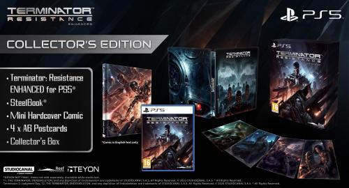 Terminator : Resistance Enhanced Collector ( UK voice / EFGS text)