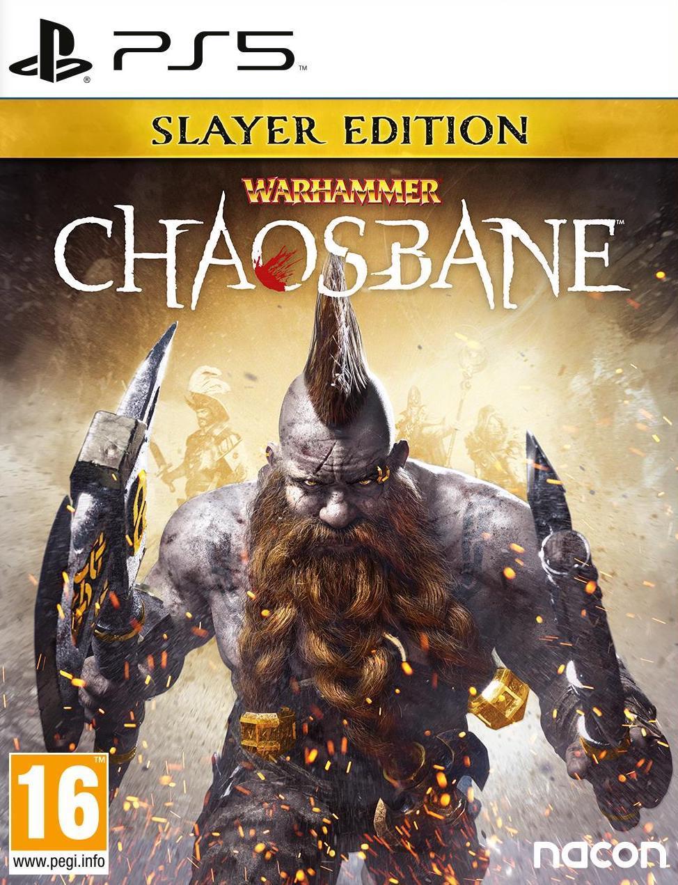 Warhammer Chaosbane Slayer Edition_1
