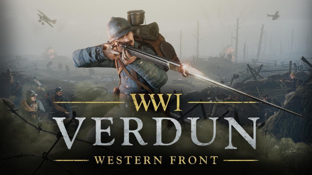 WWI Verdun: Western Front_1