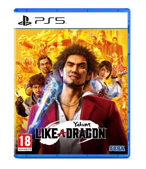 Yakuza: Like A Dragon - Day Ichi Edition (JPN & UK voice)