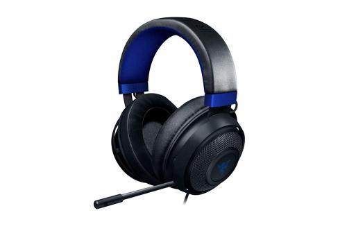 RAZER - Kraken Gaming Headset (BLACK) PS4, PC, Xbox, Switch
