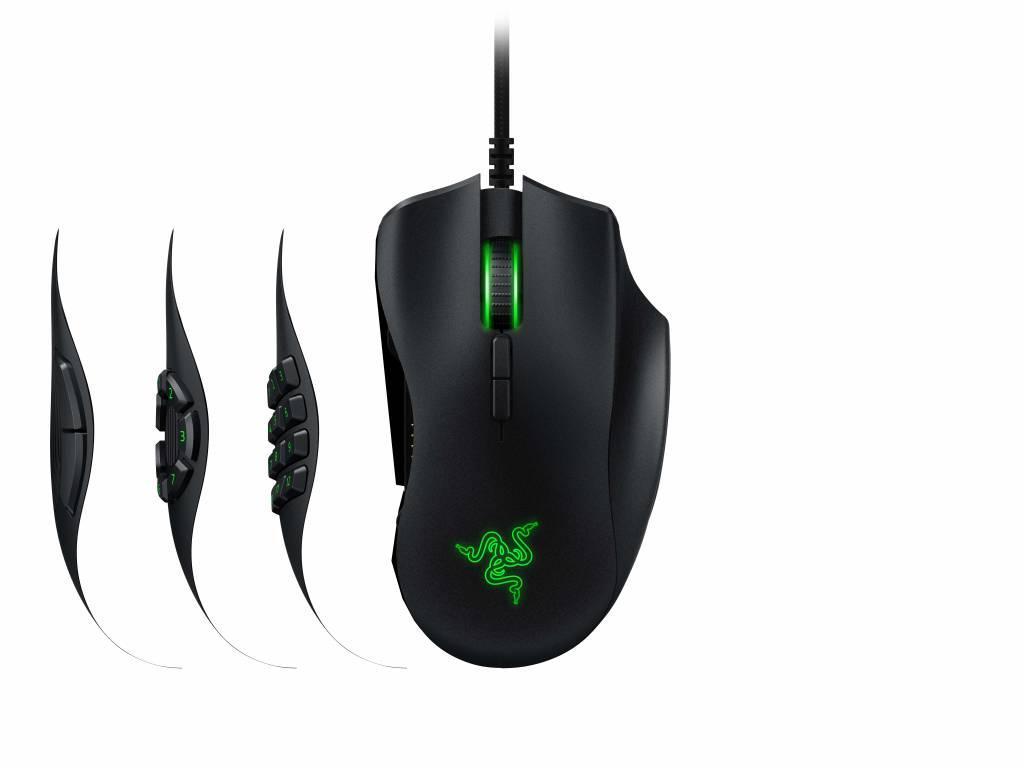 RAZER - Naga Trinity Gaming Mouse (MOBA/MMO)_1