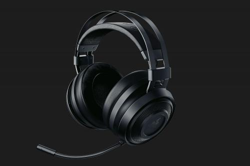 RAZER - Nari Essential THX Wireless Gaming Headset Black