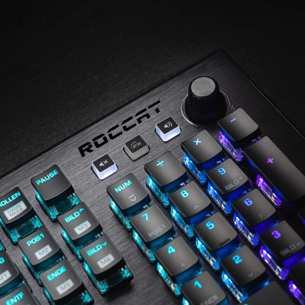 ROCCAT - Vulcan121 Aimo Tactile Keyboard Qwerty_5