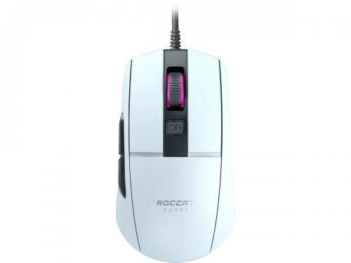 ROCCAT - Burst Core Mouse White