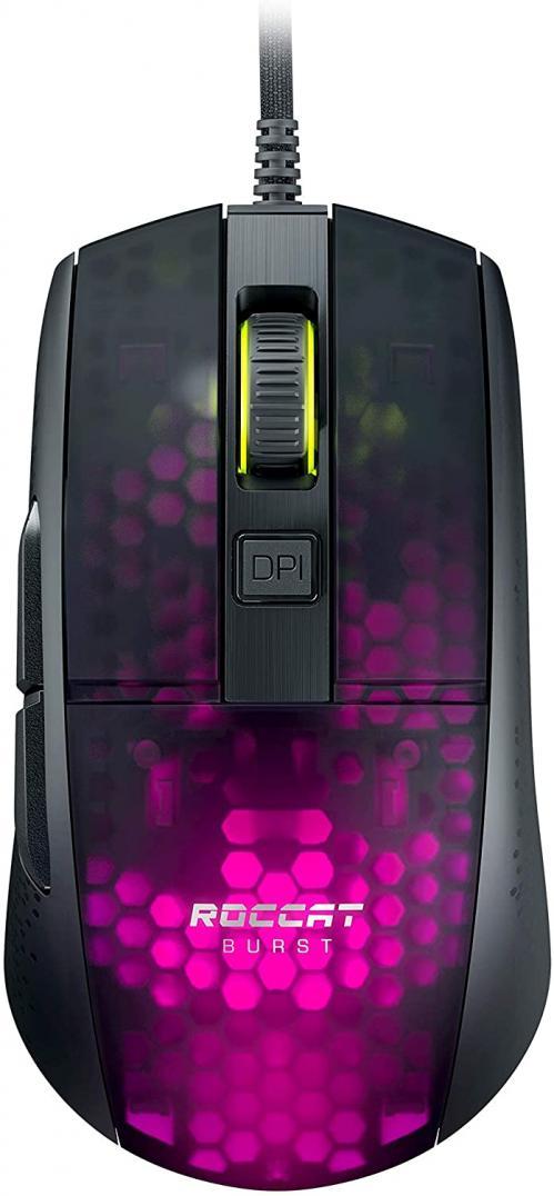 ROCCAT - Burst Pro Mouse Black