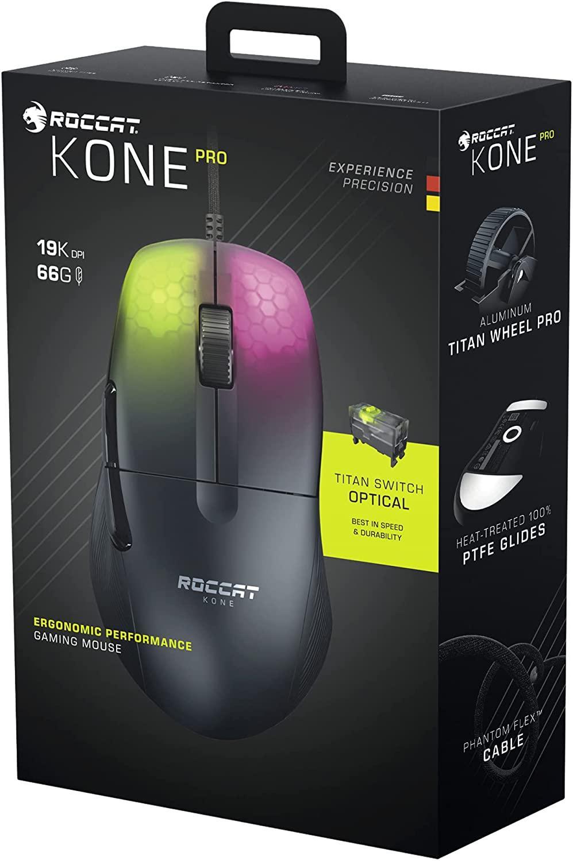 ROCCAT - Kone Pro Mouse Black_6