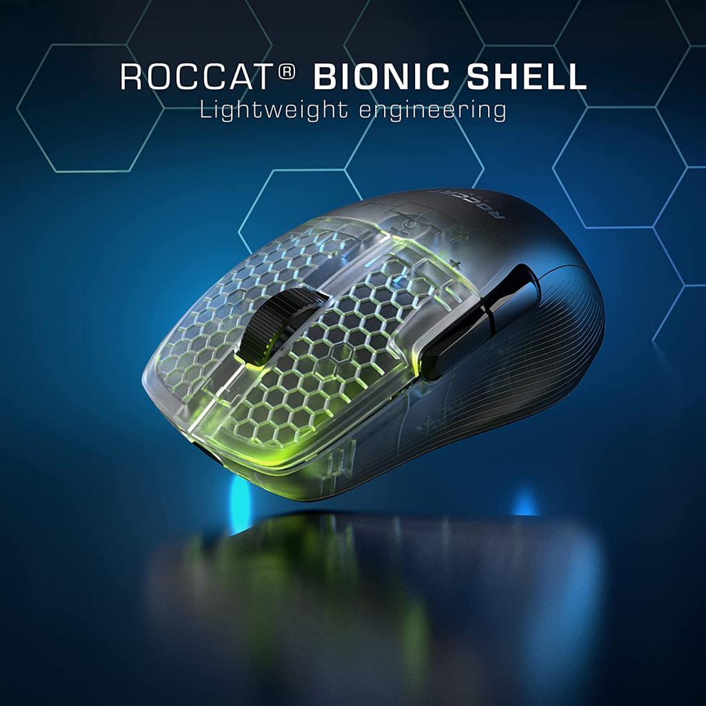 ROCCAT - Kone Pro Air Wireless Mouse Black_2