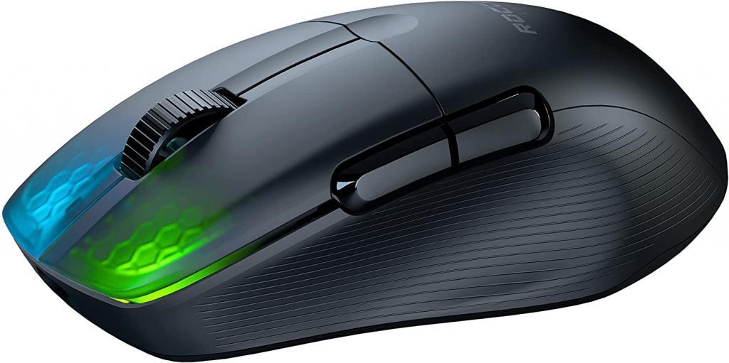 ROCCAT - Kone Pro Air Wireless Mouse Black_3