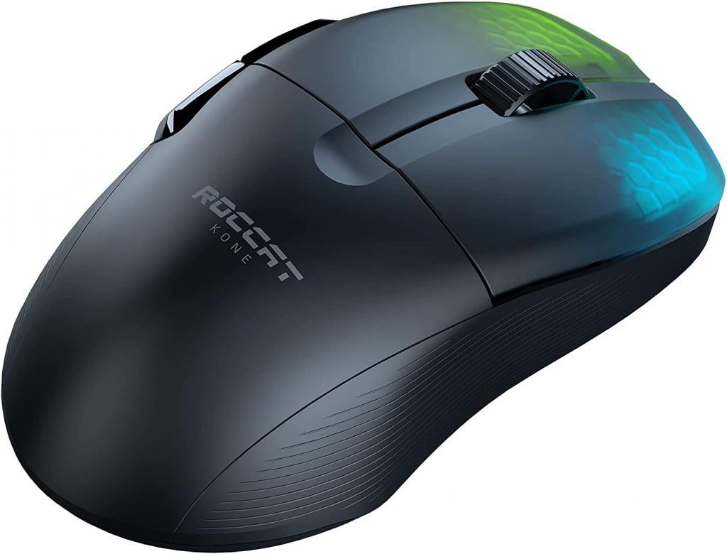 ROCCAT - Kone Pro Air Wireless Mouse Black_4