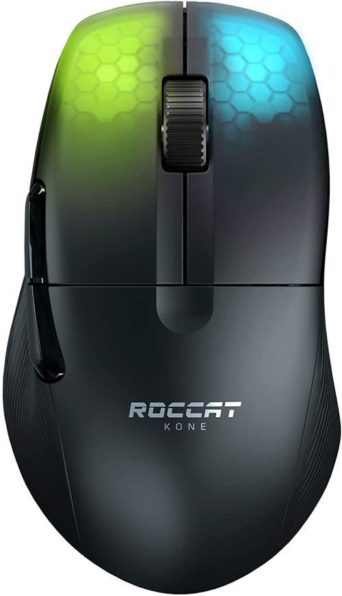 ROCCAT - Kone Pro Air Wireless Mouse Black