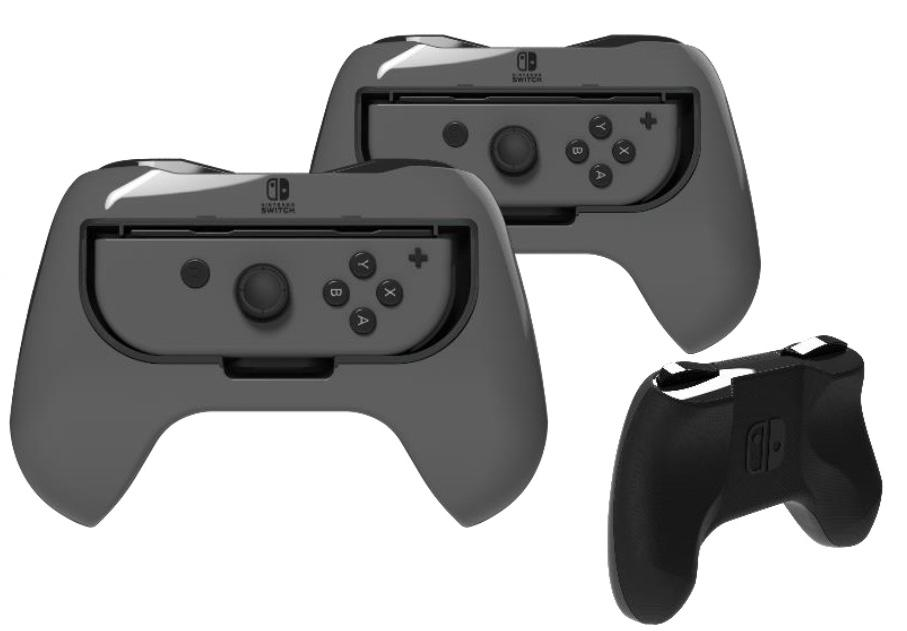 PDP - Official 2 Grip Joy Con Pro Player for Nintendo Switch