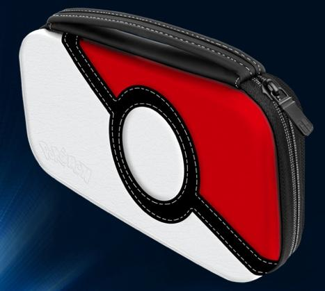 PDP - Official Slim Travel Case Pokeball for Switch & Switch Lite