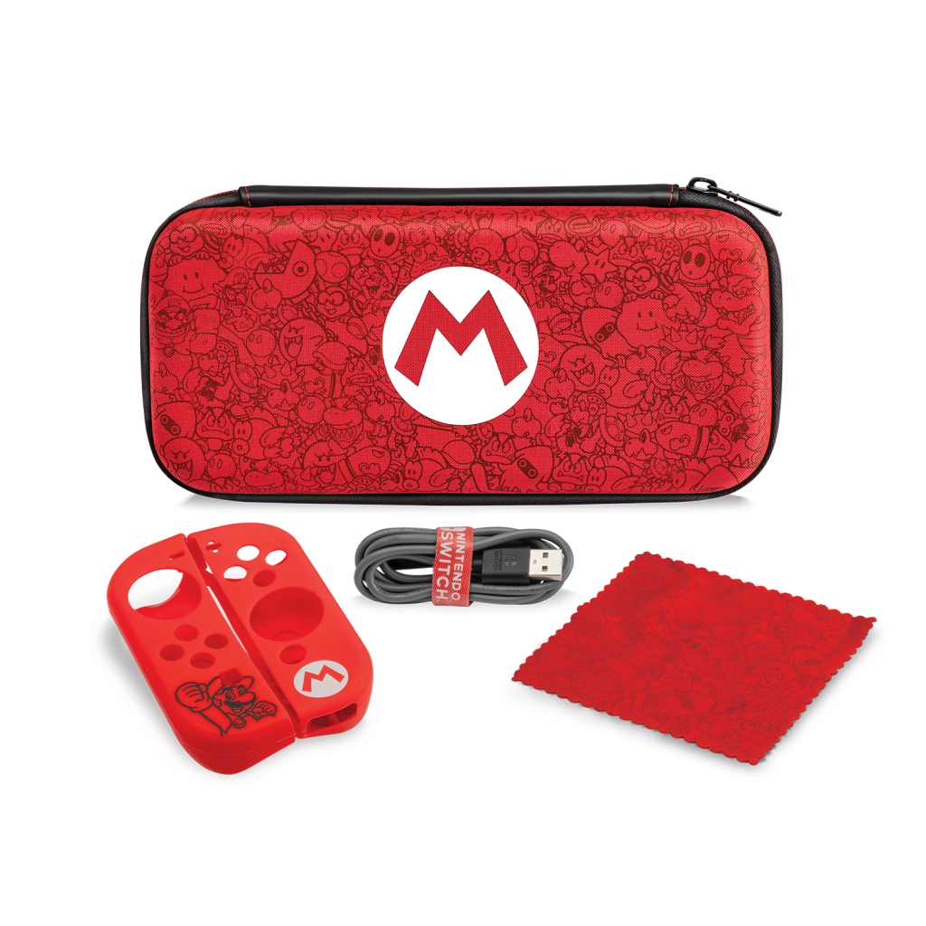 PDP - Official Starter Kit Mario for Nintendo Switch_1