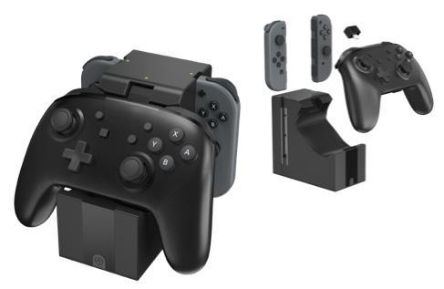 POWER A - Joy-Con & Pro Controller Charging Dock for Nintendo Switch