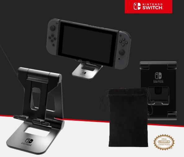 POWER A - Metal Stand for Nintendo for Switch & Switch Lite