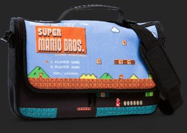 POWER A - Everywhere Messenger Bag Super Mario for Nintendo Switch