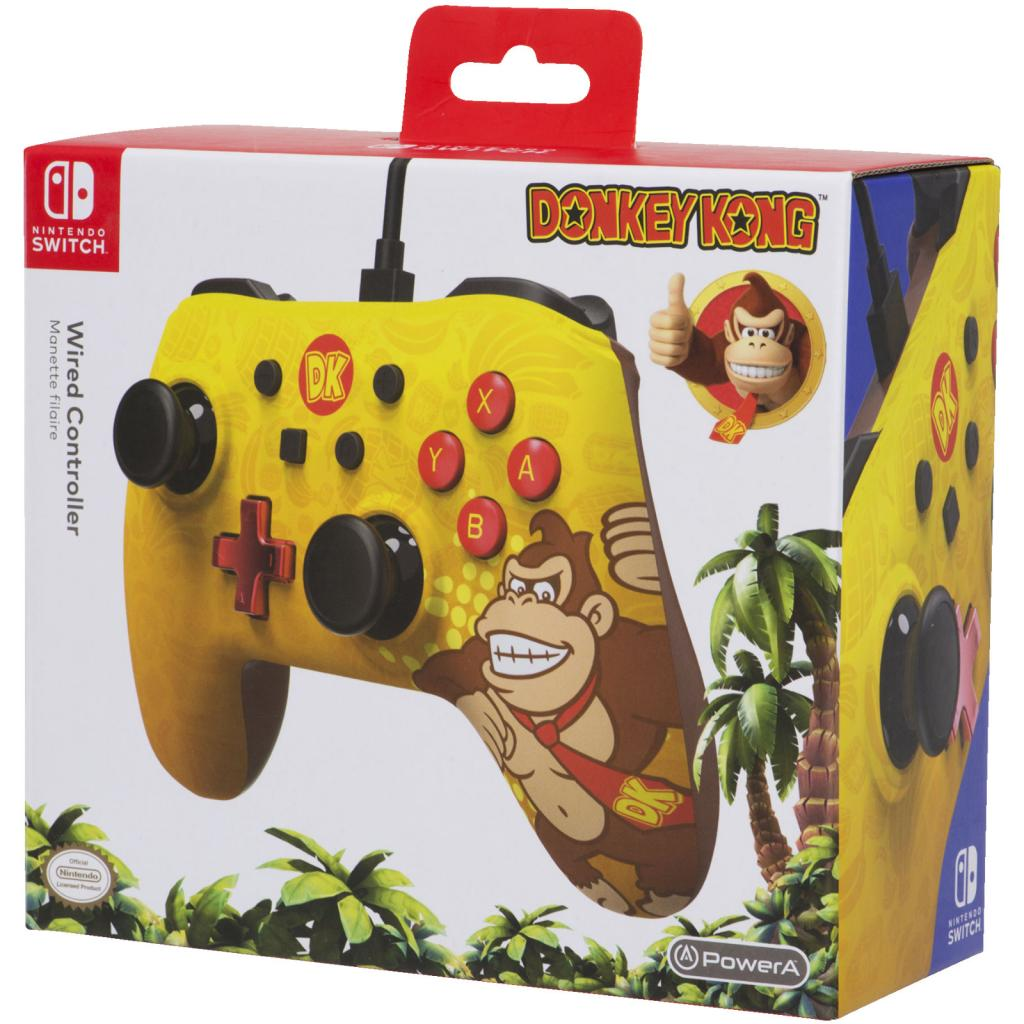 POWER A - Wired Controller Donkey Kong for Nintendo Switch