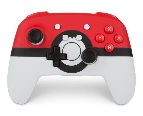 POWER A - Wireless Controller Pokéball for Nintendo Switch