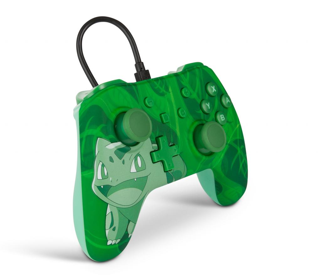 POWER A - Wired Controller Pokemon Total Bulbizar Nintendo Switch_2