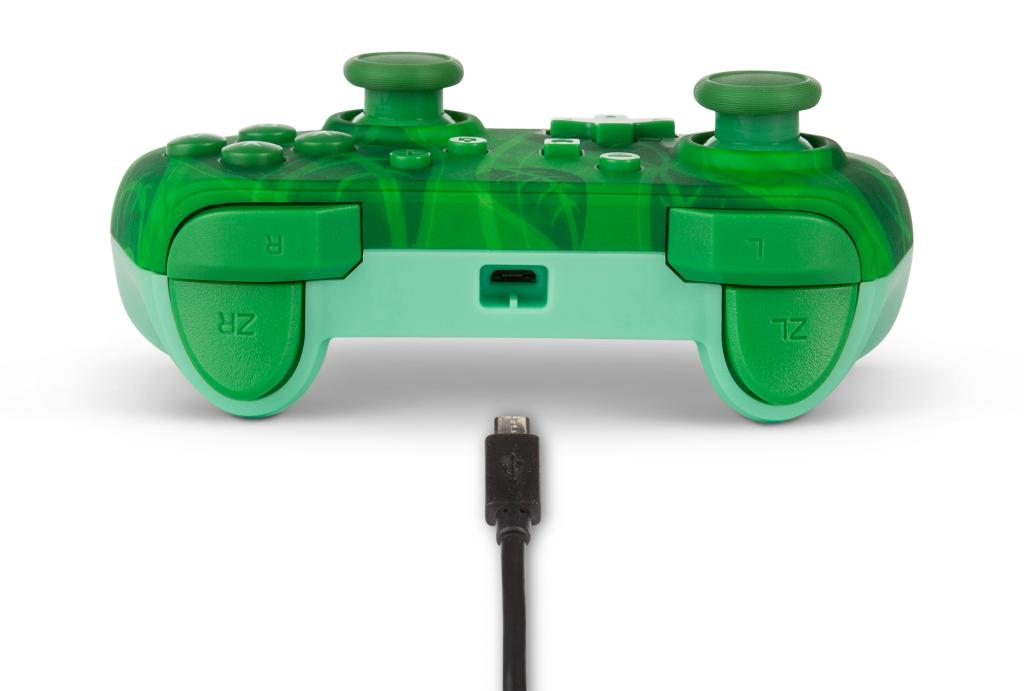 POWER A - Wired Controller Pokemon Total Bulbizar Nintendo Switch_3