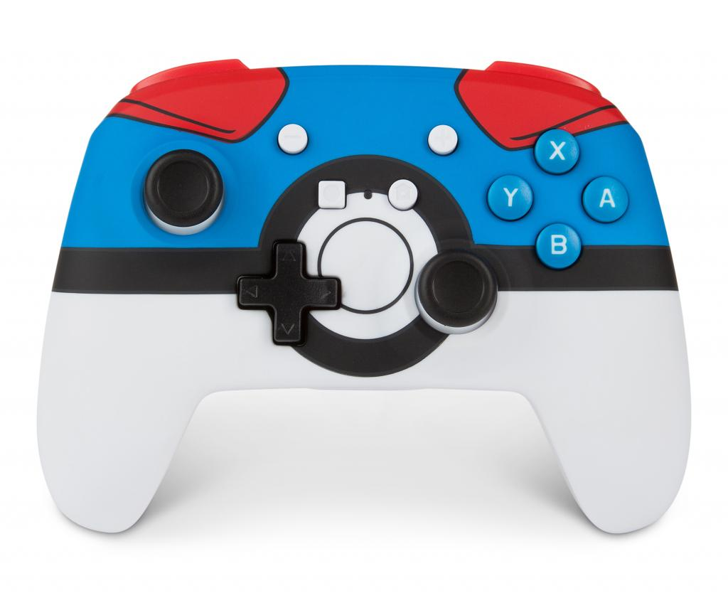 POWER A - Wireless Controller GreatBall for Nintendo Switch