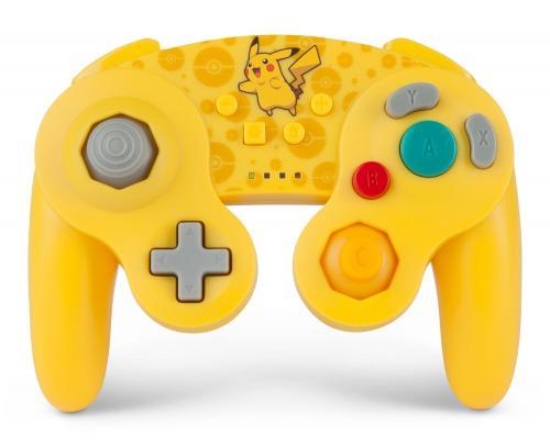 POWER A - Wireless Controller GameCube Pikachu for Nintendo Switch