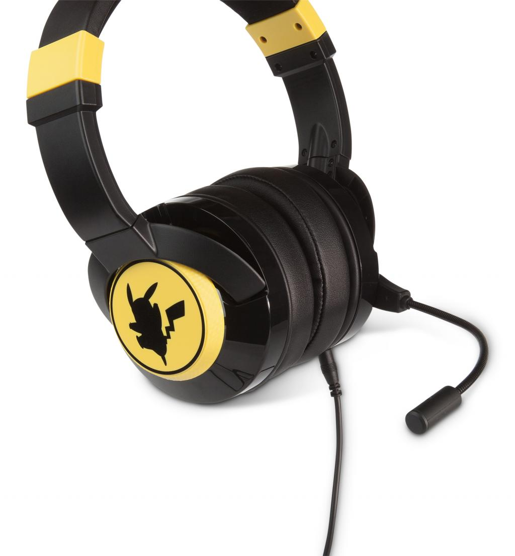 POWER A - Fusion Wired Gaming Headset Pikachu for SWITCH_2